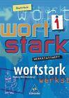 Wortstark. Werkstattheft 1. 5 Klasse Baden-Würtenberg Realschule mit Lösungsteil. Ausgabe 2004 von August Busse, Reinhard Brauer und Irmgard Ehls (2004, Geheftet)