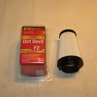 Royal Dirt Devil Style F2 Hepa Type Vacuum Filter By 3m Dynamite Quick Vac Power