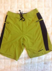 6d4fb3285e654 Image is loading Patagonia-Men-039-s-Board-Shorts-Green-Swim-