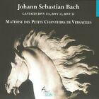 Cantates BWV 12 51 131 Maitrise Des Petits Chanteurs De Versailles Audio CD