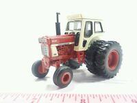 1/64 Ertl Custom Farm Toy Ih Farmall International 1066 Tractor With Cab, Duals.
