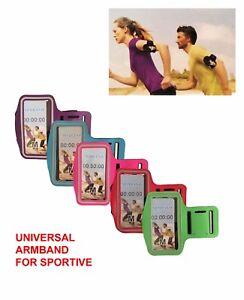 Unisex-Universal-Phone-Ipod-Armband-Sport-Running-Gym-Walking-Comfortable-Use