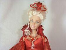 Queen of Hearts  VALENTINA OOAK Custom Barbie Doll