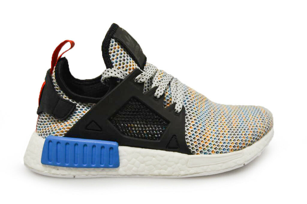 Mens Adidas NMD_XR1 - S76850 - Multicolour Trainers