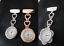 Personalised-Nurse-Carers-Fob-Watch-ROSE-GOLD-SILVER-Round-flower-shape thumbnail 1