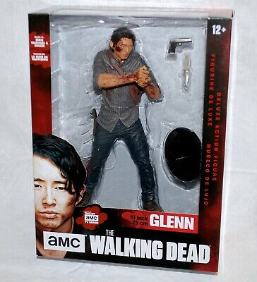 Action Figure McFarlane Toys environ 25.40 cm AMC The Walking Dead Daryl Dixon Deluxe 10 in