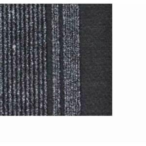 Hallway-Runner-Carpet-Rug-Charcoal-68cm-Wide-Rubber-Backed-Typhoon-Per-Metre-New