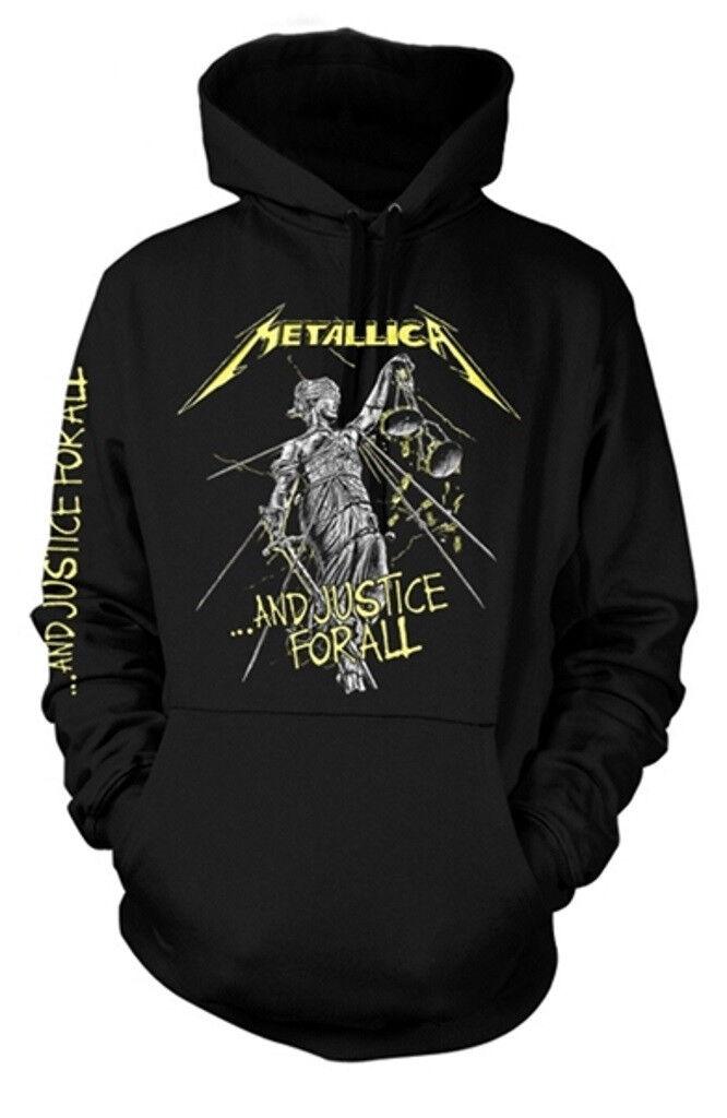 Metallica' und Gerechtigkeit für Alle Trainingsanzug' Pull Over Hoodie -
