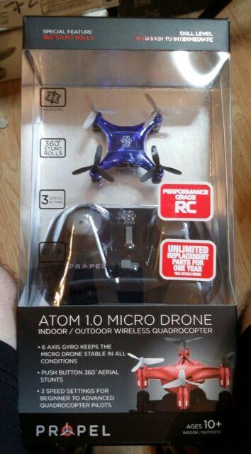 Propel VL-3514 Maximum X01 Blue Micro Drone