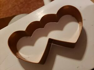BRAMAN Heavy Copper Pig Cookie Cutter