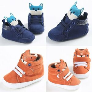 83eba7465928d8 Infant Toddler Baby Boy Girl Soft Sole Crib Shoes Sneaker Newborn to ...