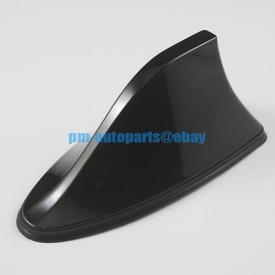 PM Screw-on AM/FM Aerial Base Shark Fin Antenna Replacement New w/ Amplify Chip