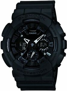 Casio g-shock solid black stealth limited edition ga-120bb-1a.