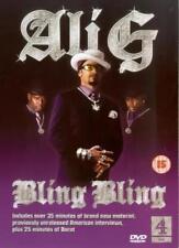 Ali G - Bling Bling [DVD] [2001] By Sacha Baron Cohen,Alex Alonso,Gerard Brady,