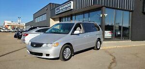 2001 Honda Odyssey V6 POWER DOORS NO ACCIDENTS