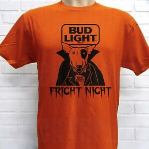 RETRO-BUD-LIGHT-SPUDS-MACKENZIE-FRIGHT-NIGHT-HALLOWEEN-T-SHIRT