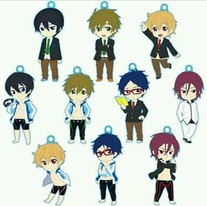 Free Rin And Makoto