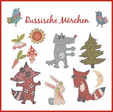 Audiolibro CD Popolari Russo Favole 2CDs