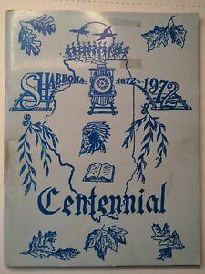 Shabbona Illinois Centennial Book 1872 to 1972