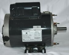 Gsi 12 Hp Single Phase Electric Motor 850 Rpm 56 Frame 208 230 Volt 58 Shaft