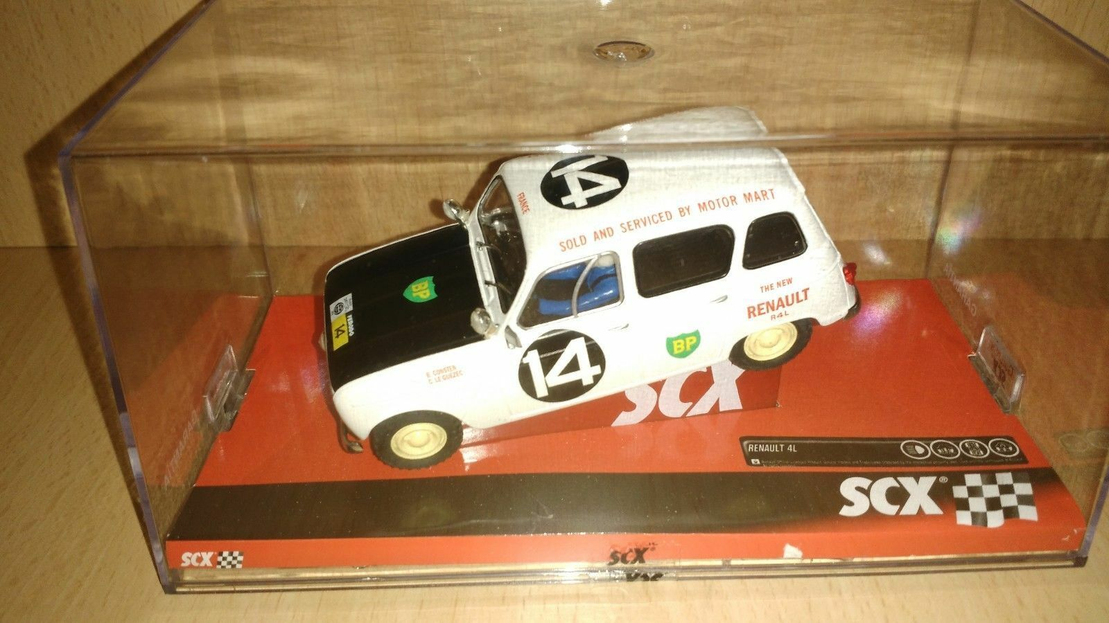 Scalextric Renault 4 L  East African
