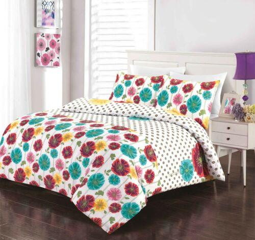 Penelope Floral Pattern Modern Stylish Luxurious Duvet Cover Set Bedding Sets NZ