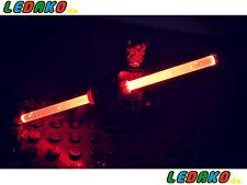 "Lego® UCS Laser Schwert /""blau/"" leuchtend LED USB Star Wars Obi Wan Skywalker MOC"