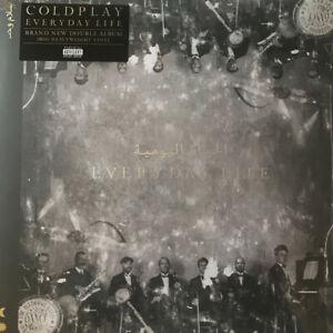 Coldplay-Everyday-2-x-180-Gram-Vinyl-LP-New-amp-Sealed