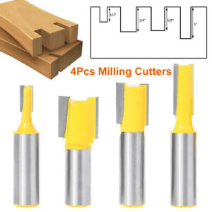 4pcs-Set-Nutfraeser-1-2-034-Schaft-Oberfraeser-Nutenfraeser-Holzfraeser-Nuter-Fraeser-DE