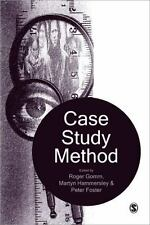 Case Study Method: Key Issues, Key Texts, , Good Condition, Book