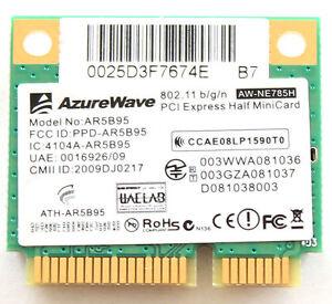 Details about Atheros AR9287 AR5B97 Wireless BGN 300 Mbps 802 11 b/g/n Half  PCI-E Wifi Card