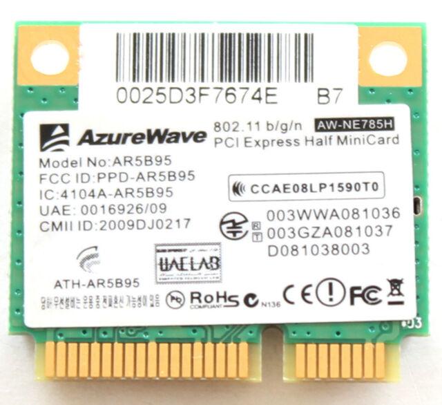 Wireless Wifi 300Mbps LAN Network PCI E Adapter Card 802.11B//G//N 2 Antenna EG