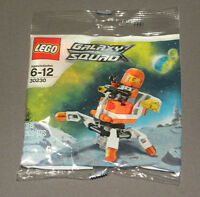 Lego Galaxy Squad 30230 Set Mini Mech Polybagged Sealed