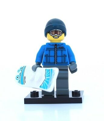 NEW LEGO MINIFIGURES SERIES 5 8805 - Snowboarder