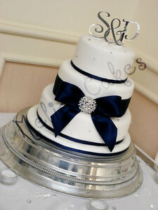 Image Is Loading Brand New Monogram Personalized Wedding Letters Cake