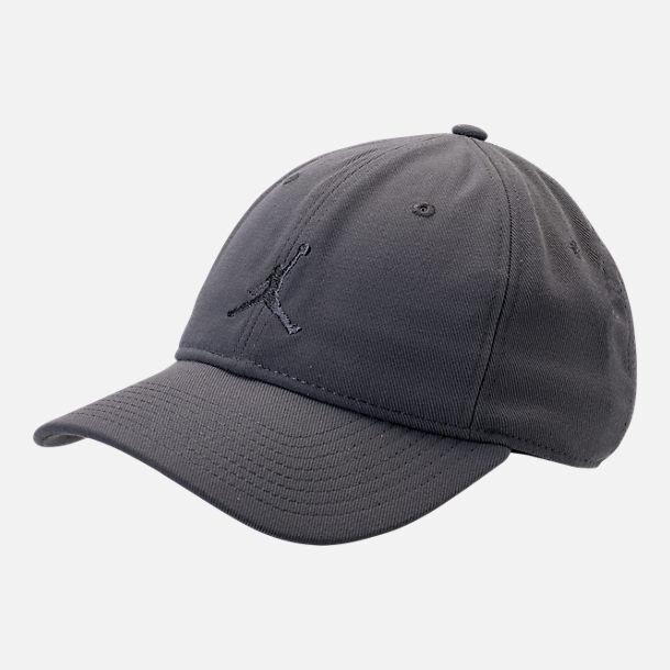 e6c3b280 Youth Air Jordan Jumpman Floppy Adjustable Hat Black Dark Grey for sale  online | eBay
