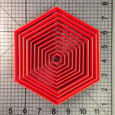 Hexagon Cookie Cutter