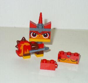 Unikitty tlm191 FREE POST LEGO Minifigure Rampage Kitty Lego Movie 2