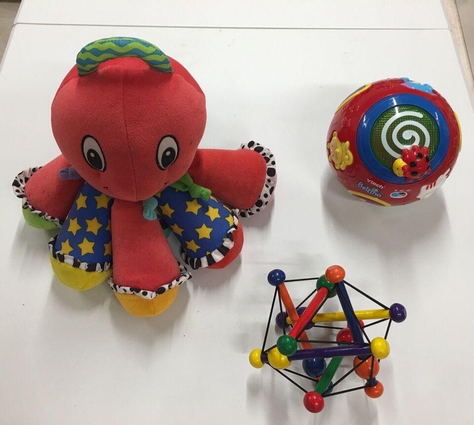 Blandet legetøj, Babylegetøj, Fisher-Prise