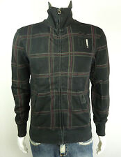 G-STAR MENS SWEATER CHECK CARDIGAN SW L/S SIZE S SMALL RRP $110