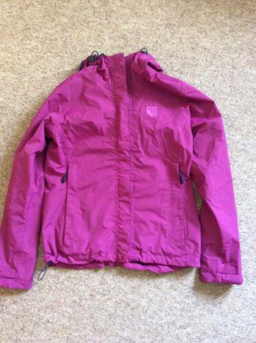 Pink 8 Waterproof Sierra Nieuw Sprayway Jacket Lightweight Dark Maat dp0gnd