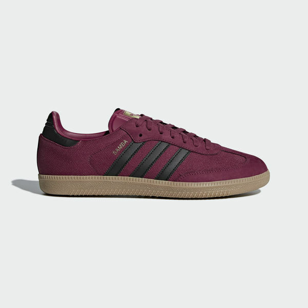 Adidas Originals Samba OG Mens Trainers rot UK 8.5