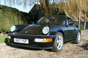 Porsche-911-964-3-6-Carrera-2-Tip-S-Coupe-Highly-Original-Excellent-History