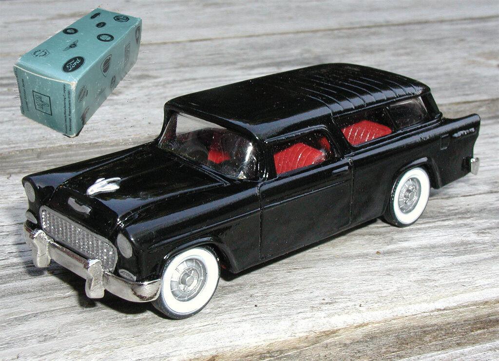1955 chevrolet nomad 1   43 nostalgische miniaturen in handarbeit
