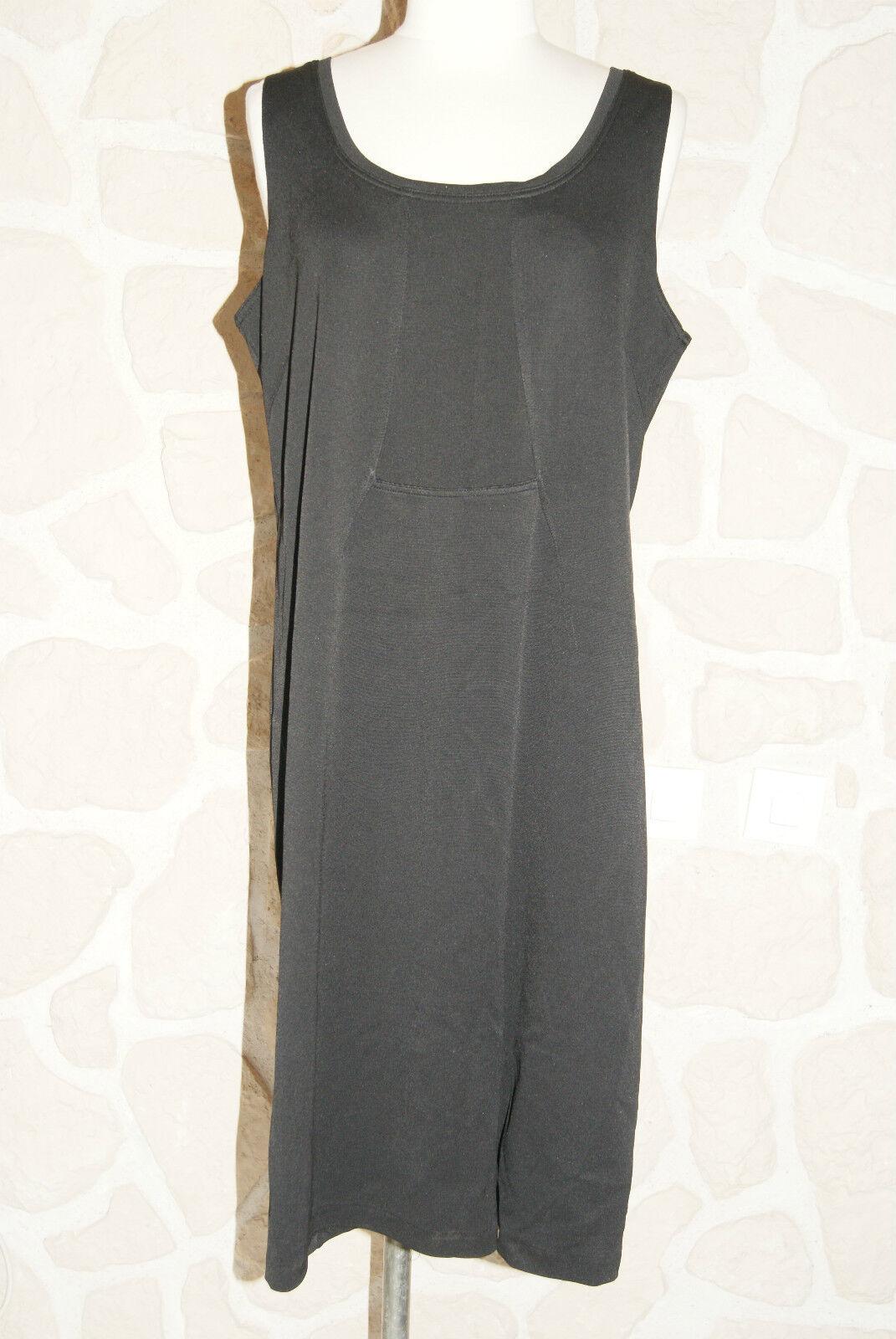 Robe neuve schwarze Größe 2 (48 50) marque GIANI FORTE (étiqueté à )