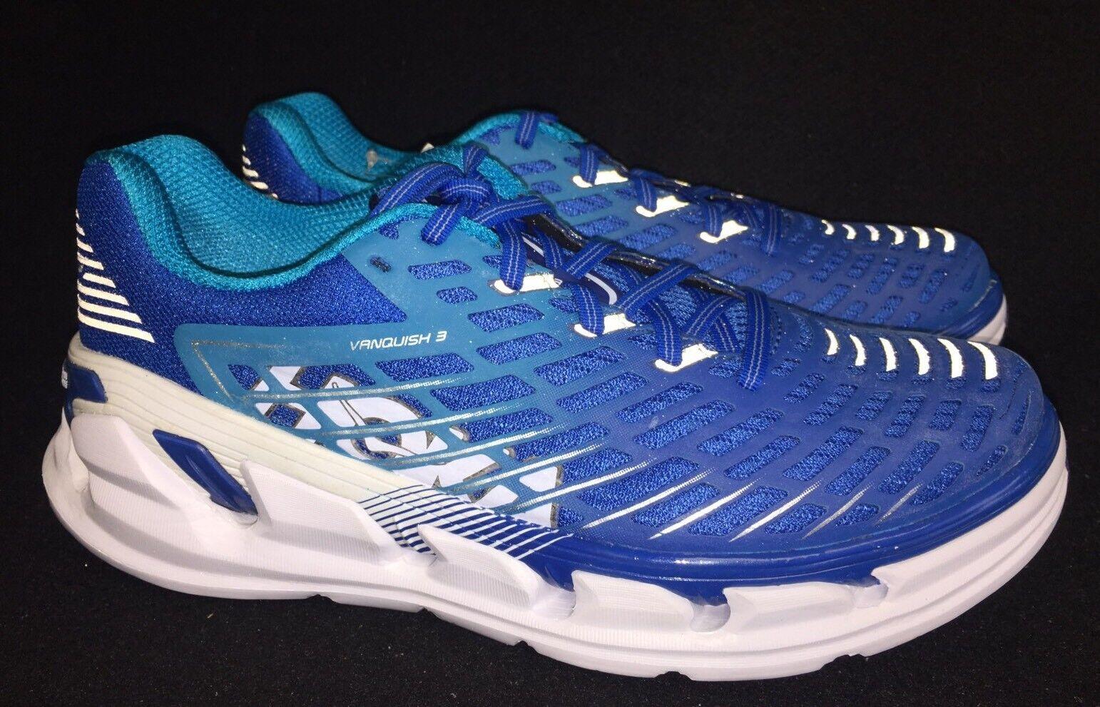 Hoka One One One One Vanquish 3 Running Tennis scarpe Medieval blu   blu Uomo Dimensiones 26513b