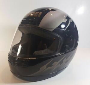 SHOEI-Size-Small-Vented-Full-Face-Motorcycle-Helmet-Snell-Dot-M90-Vintage-1993