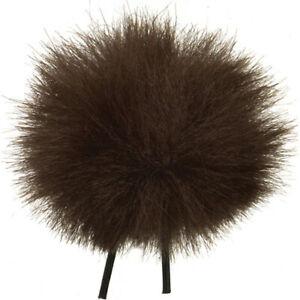 Amical Bubblebee Industries Miniature Windbubble For Lavalier Microphone Bbi-l02 Brwn-afficher Le Titre D'origine