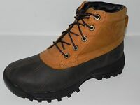 Timberland Canard Ii Mid Waterproof Leather Boots Tb06867b (size 8.5)
