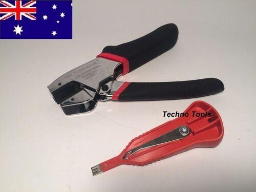 Tandem R/&M Wiring Cmux Tool /& 3M Scotchlok Crimper Nbn Fttn Tandem